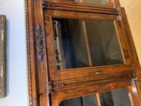 Rosewood Breakfront Bookcase (15 of 15)
