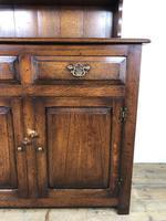 Early 20th Century Oak Dresser (14 of 15)