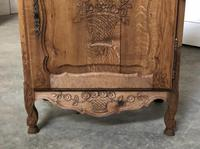 French Early Oak Small Cupboard or Cabinet (3 of 16)