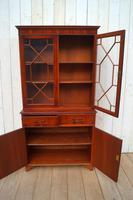 Glazed Reproduction Bookcase (2 of 6)