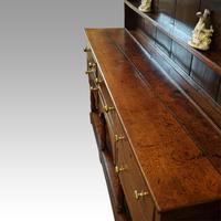 Antique Oak Shropshire Dresser (4 of 7)