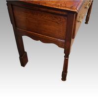 George III Long Oak Dresser Base (7 of 14)