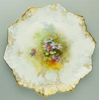 Good Royal Doulton Burslem Hand Painted Dessert Set 19th Century (6 of 12)