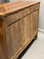 Early 19th Century Burr Elm Commode (4 of 7)