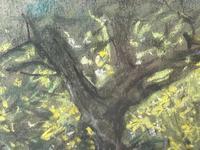 "Edwardian Pastel Painting ""The Sheepfold"" By John Robert Keitley Duff RI RA Rse (30 of 34)"