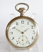 Antique Silver Zenith Pocket Watch - 1919 (2 of 5)
