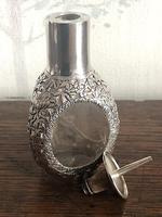 Hong Kong Export Silver Overlaid Scent Bottle (3 of 4)