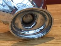 Late Victorian Solid Silver Swing Handle Sugar Basket- Birmingham 1894 (7 of 7)
