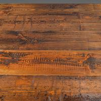 Very Large 13' Antique Dining Table, English, Pine, Country House, Victorian (8 of 12)