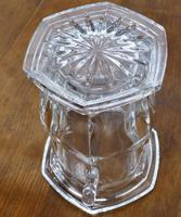 Hand Cut Crystal Champaign Ice Bucket, Wine Cooler (6 of 6)