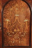 Marquetry Inlaid Rosewood Tallboy (5 of 12)