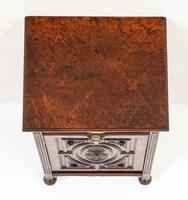 Good Quality Carved Walnut Cabinet (5 of 8)