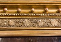 Regency Gilt Framed Over Mantel Mirror (2 of 5)
