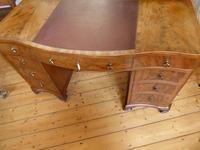 Scottish Kneehole Desk by Whytock & Reid (2 of 10)