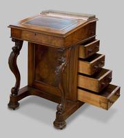 A Walnut Davenport Desk (3 of 5)