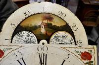 George III Country Oak Longcase Clock by John Edwards of Norwich (5 of 13)