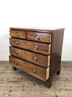 Antique George III Mahogany Chest of Drawers (5 of 12)