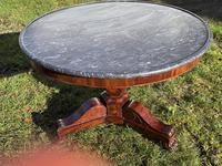 Flame mahogany Gueridon or centre table (2 of 7)