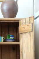 Tall Antique Pine Pantry Cupboard (9 of 15)