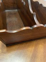 19th Century Mahogany Cutlery Tray (10 of 11)