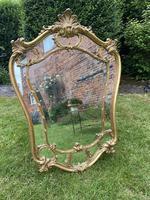 Louis XV Style Gilt Mirror (7 of 7)