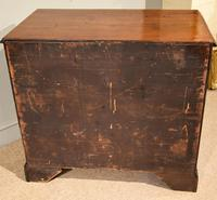 Excellent George III Mahogany Chest of Drawers (9 of 9)