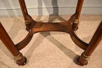 French Regency Rosewood Side Table (3 of 6)