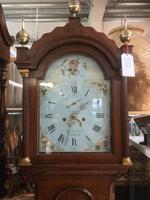 Eight Day Georgian Longcase Clock (11 of 12)