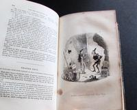 1839  1st Edition Life & Adventures of Nicholas Nickleby by Charles Dickens, Illustrated by Phiz (4 of 5)