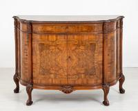 Stunning Burr Walnut Cabinet (7 of 11)