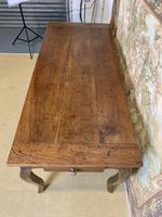 19th Century French Fruitwood Farmhouse Table (4 of 8)