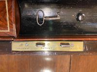 Good Quality Rosewood Writing Slope / Box by the Famous Maker William Eyre (5 of 12)