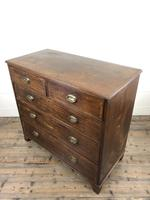 Antique George III Mahogany Chest of Drawers (4 of 10)