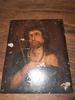 16th Century Northern European Oil on Board of Christ (2 of 11)