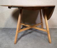Vintage Ercol Drop Leaf Dining Table Golden Dawn (6 of 10)