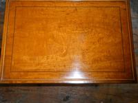 Satinwood Nest of Four Tables (6 of 7)