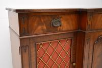 Regency Style Mahogany Grill Front Sideboard (11 of 12)