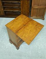 Reprodux Bevan Funnell Yew Wood Bachelor's Chest (3 of 7)
