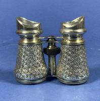 19th Century London Silver Hallmarked Binoculars (5 of 10)