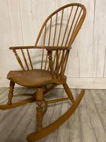 Windsor Back Rocking Chair (2 of 6)