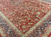 Antique Isfahan Carpet (3 of 9)