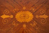 Pair of Mahogany Inlaid Coffee Tables (12 of 14)