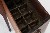 George III Mahogany Bow Fronted Sideboard (8 of 10)