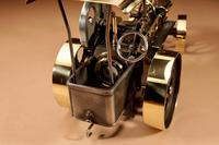 Live Early Model of Wilesco Steam Roller (7 of 12)
