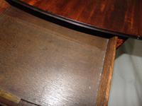 Hepplewhite Mahogany Butterfly Pembroke Table (7 of 8)