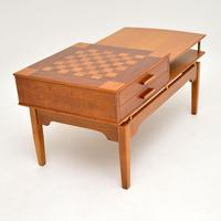 1960's Vintage Coffee / Games Table (9 of 12)