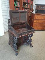 Antique Chinese Desk c.1900 (3 of 9)