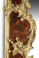 Large Giltwood & Vernis Martin Mirror by Louis Majorelle from the Dutch Royal (4 of 5)