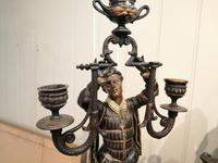 Superb Quality & Unusual French Clock Garniture (16 of 19)