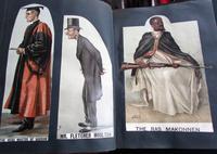 Large Victorian Album of Vanity Fair Spy Prints,  Winston Churchill,  Baden Powell (3 of 5)